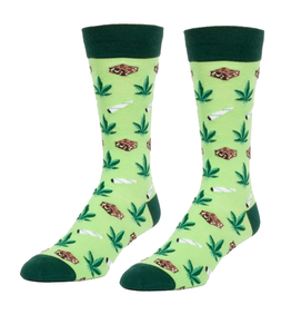 Joints & Brownies Men's Socks
