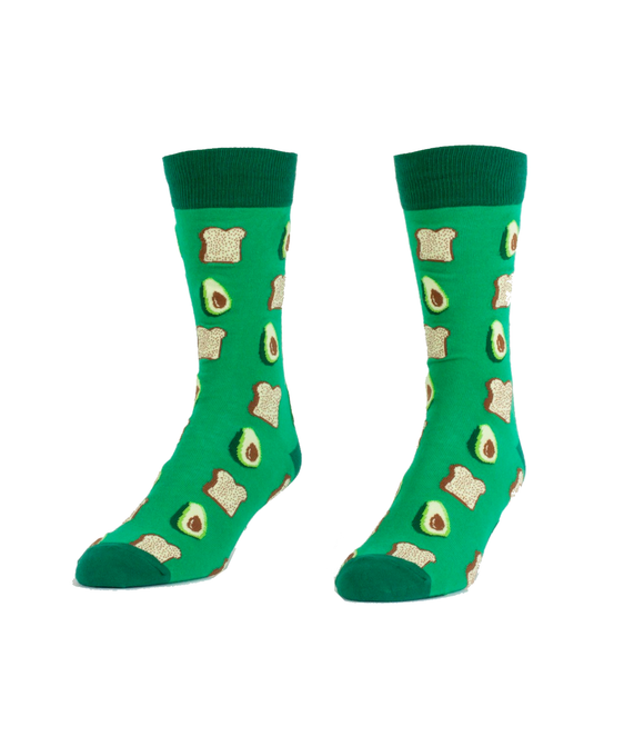 Avocados & Toast Socks
