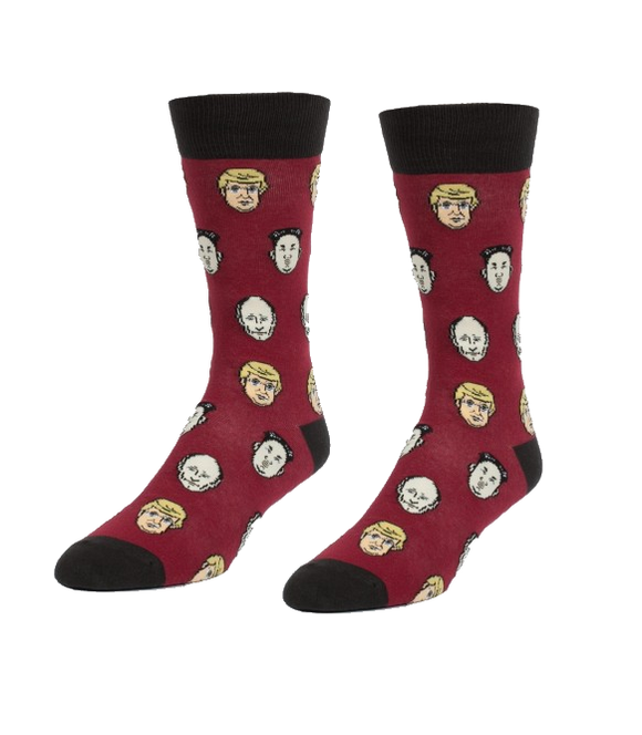 Dictator Men's Socks