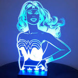 Wonder Woman Hero Light