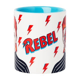 Rebel Rebel Coffee Mug