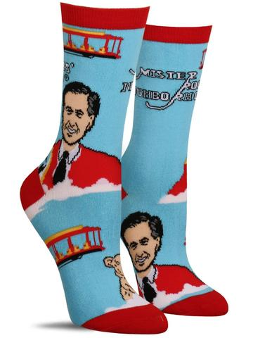 Mister Rogers Socks: Good Day