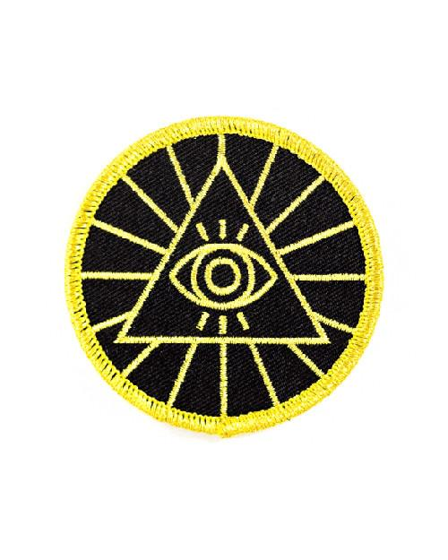 Illuminate Iron On Patch