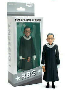 RBG Real Life Action Figure