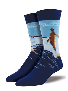 Duke Kahanamoku Socks