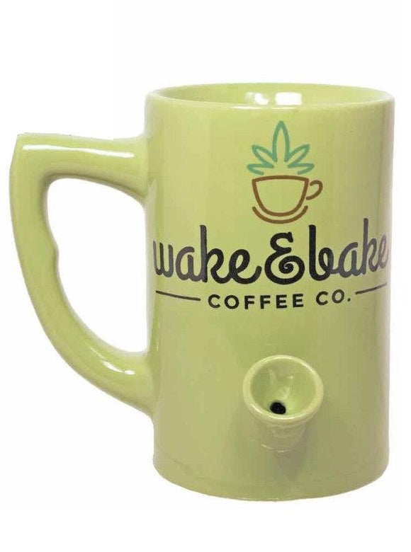 Wake & Bake Pipe Mug