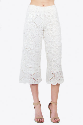 CENTER STAGE CULOTTE PANTS