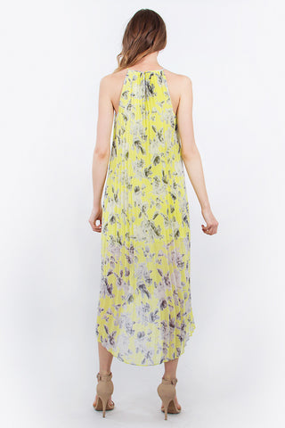 DANDELION MIDI DRESS