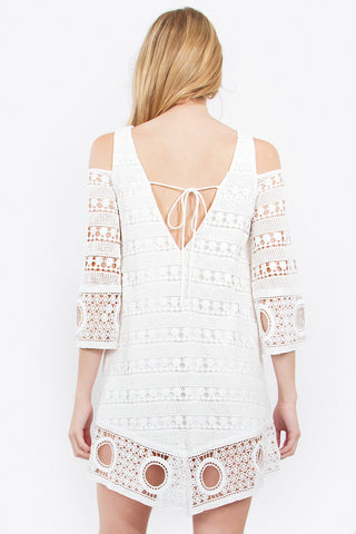 ELLIOT CROCHET DRESS