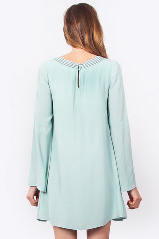 MINTY MOVES DRESS