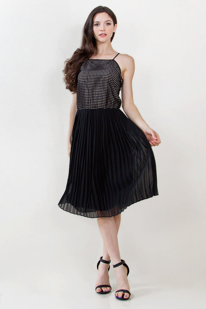 MESH STEADY DRESS