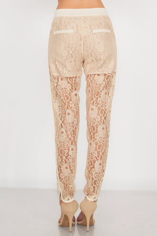 ALL ABOUT THAT LACE PANTS