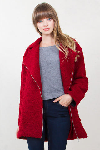 RED ROBIN JACKET