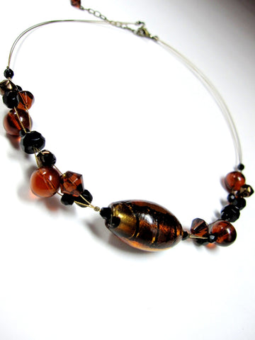 Warm Glow Necklace