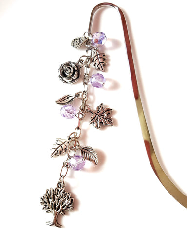 Birthstone Garden Bookmark