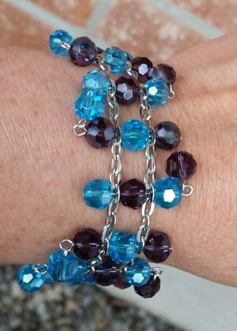 Passion Crystal Bracelet