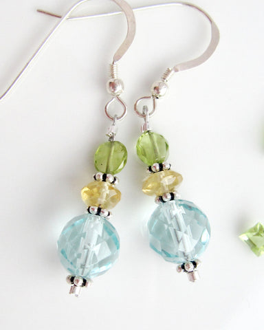 Joy of Life Gem Earrings