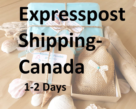 Expresspost Shipping Upgrade to Canada