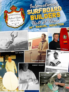 Robert August to be inducted into the International Surfboard Builders Hall of Fame
