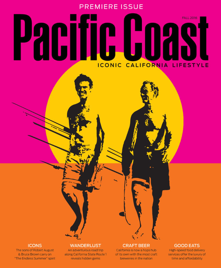 50 YEARS OF ENDLESS SUMMER - Pacific Coast Magazine