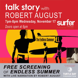 Talk Story with Robert August @ the Turtle Bay Resort