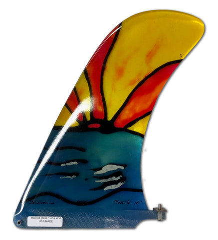 "10"" 'Pivot' Center Fin by RFC."