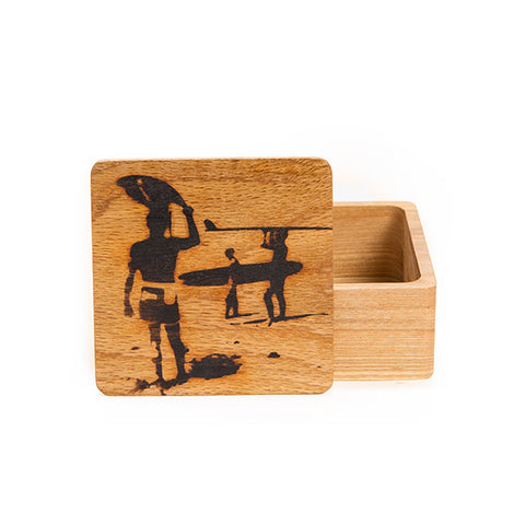 Endless Summer Trinket Box