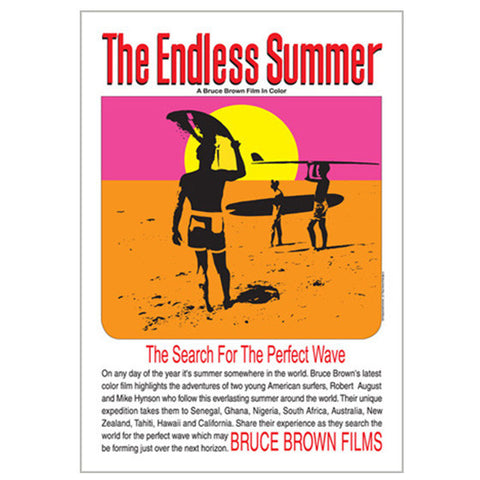 'The Endless Summer' Poster