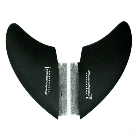'The Fish Rocket' Twin Fins