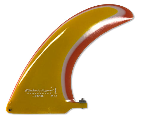 "RA Center Fin 7.5"" by RFC"