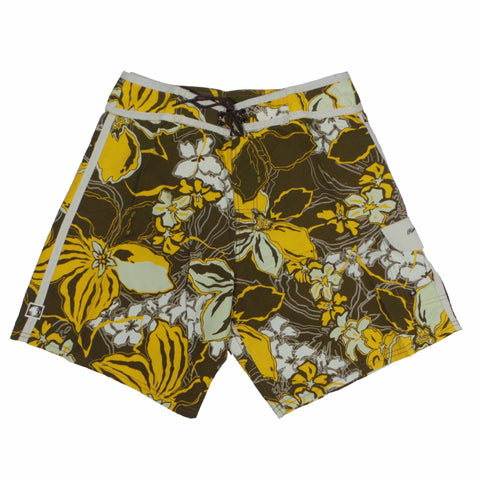 RA 'Flora' Trunk - Brown/Gold
