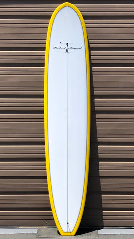 "9'6"" 'What I Ride' Single Fin"
