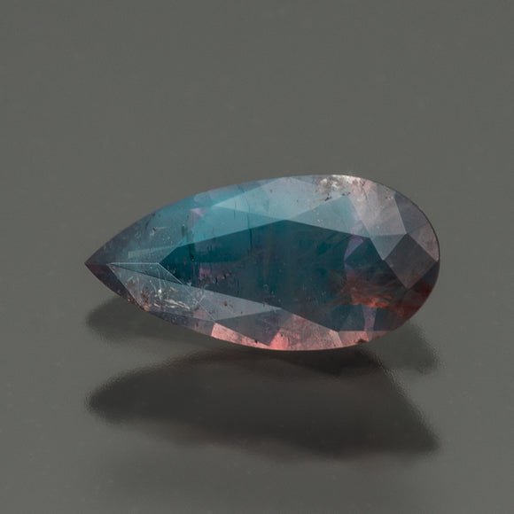 Color Change Pear Alexandrite