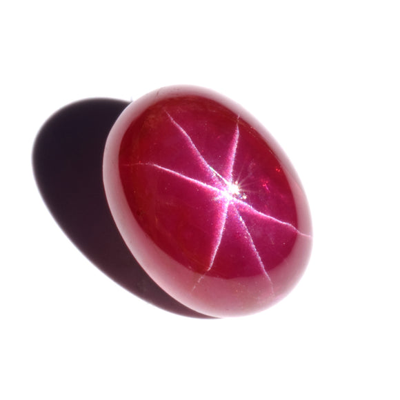 Ruby #16646 3.32 cts