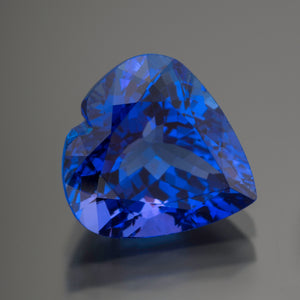 Blue Heart Tanzanite