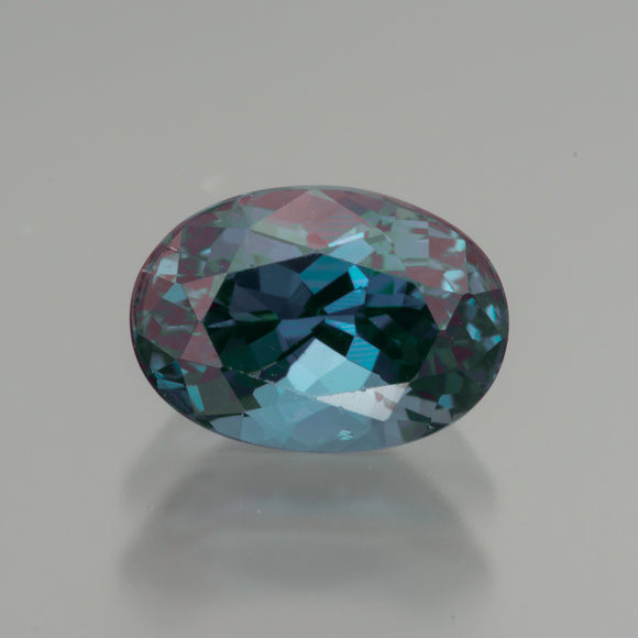 Color Change Oval Alexandrite