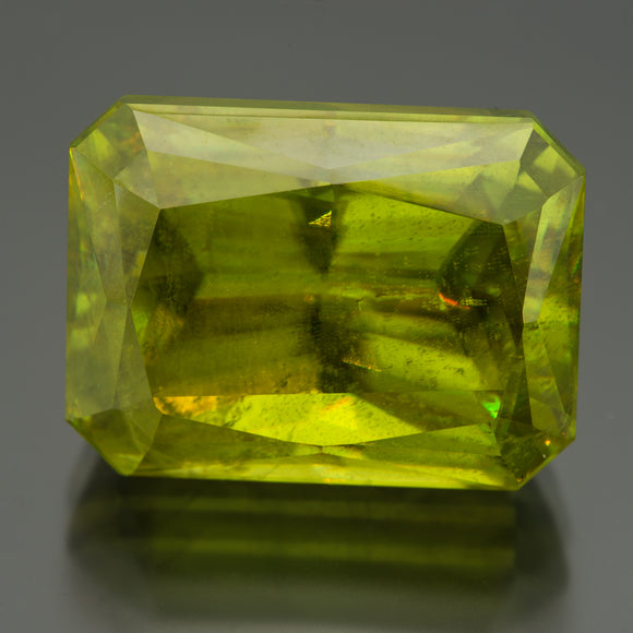 Green Emerald Sphene