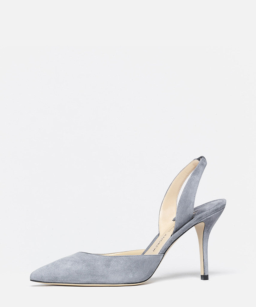 Paul Andrew Leather T-Strap Pumps