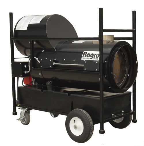 Flagro Oil Indirect Fired Heater | 185,000 BTU