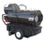 Flagro Oil Indirect Fired Heater - Recirculating Hood | 390,000 BTU
