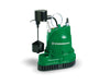 Hydromatic VA1 10 Cast Iron Sump Pump | 3/10 Hp | 120V Dewatering Pumps - Cleanflow
