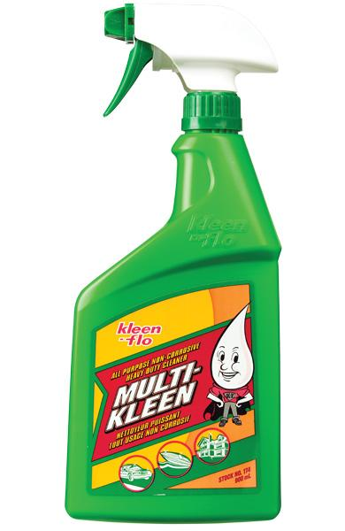 Kleen-Flo Multi-Kleen All Purpose Heavy Duty Cleaner Automotive Tools - Cleanflow