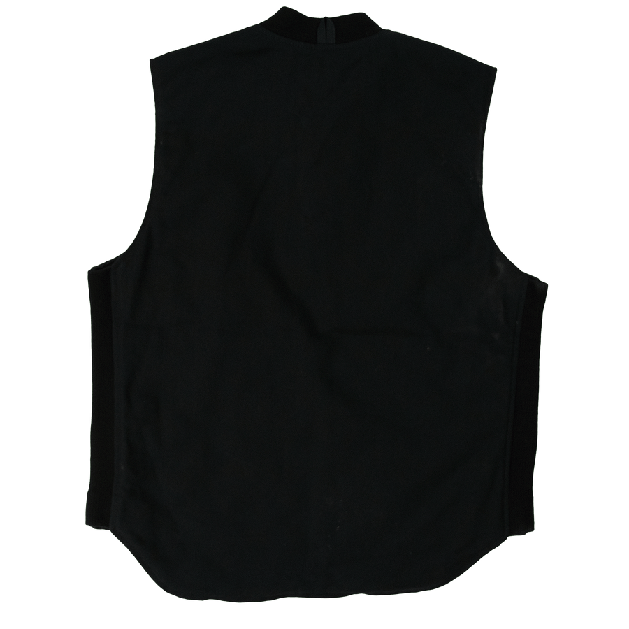 Tough Duck 1937 Quilt Lined Vest | Black | S-3XL