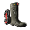 Dunlop Purofort+ Steel Toe Steel Plate Full Safety PU Boots | Sizes 7 - 14 Work Boots - Cleanflow