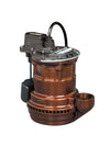 Liberty 247 Cast Iron Sump Pump | 1/4 Hp | 120V Dewatering Pumps - Cleanflow