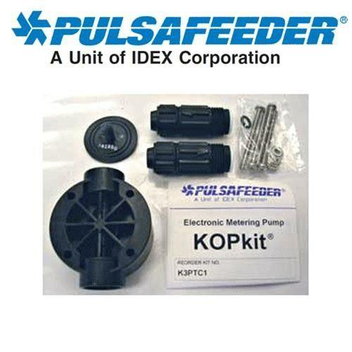 Pulsatron Pulsafeeder VTC KOPkit Pump Maintenance Kits Chemical Metering Pumps - Cleanflow