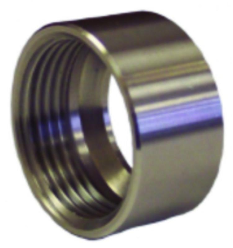 Fischer & Porter UV Quartz Sleeve Gland Nuts | Stainless Steel