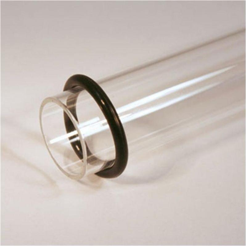 "Infilco Degremont Replacement 64"" Quartz Sleeves - Domed"