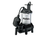 Flotec Thermoplastic Submersible Sump Pumps | 1/4 HP | 1/3 HP | 1/2 HP Dewatering Pumps - Cleanflow