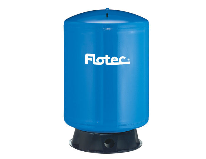 Flotec FP7135 Pre-Charged Pressure Tank (Vertical) | 119 Gallon Well Pumps and Pressure Tanks - Cleanflow